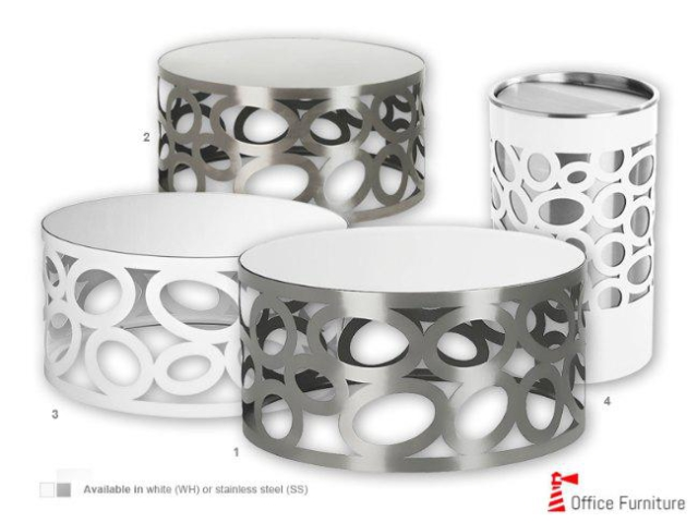 Coffee Table Rings stainless steel
