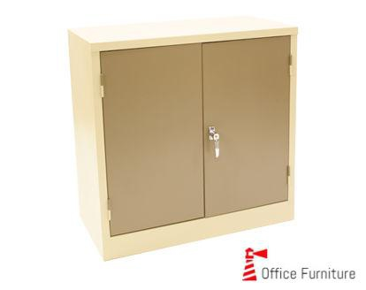 900 Stationery Cabinet 2Shelves