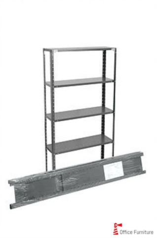 Steel Open Shelving Units Flatpack