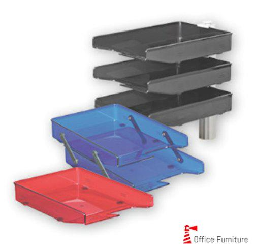 Letter Trays Plastic Stackable