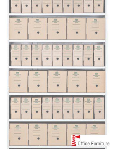 Bulk filing archive boxes
