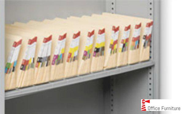 Bulk filing standard shelf