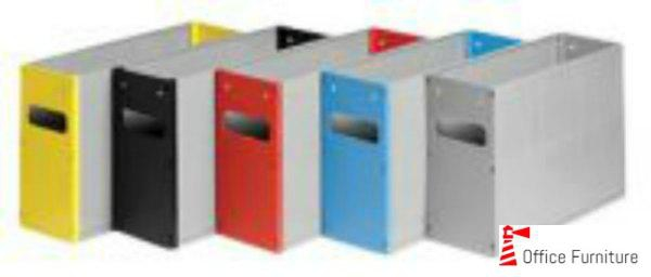 Filing Container A4 Solid Plastic