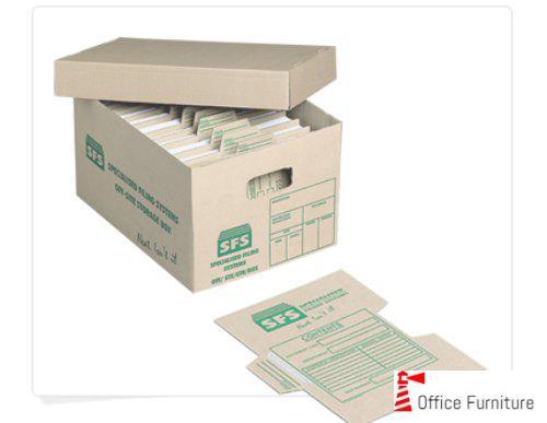 Archive Filing Box