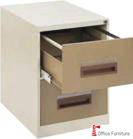 Steel 2Drawer Filing Cabinet