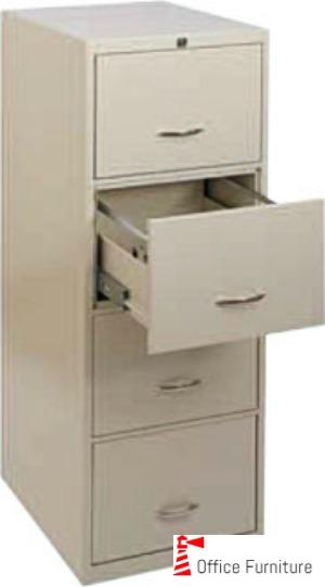 Fire Resistant Filing Cabinet 4Drawer