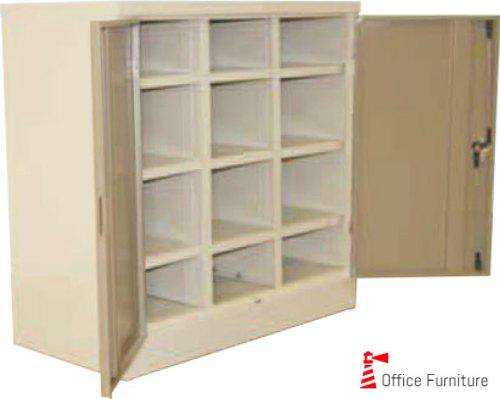 Steel Pigeonhole Cabinet