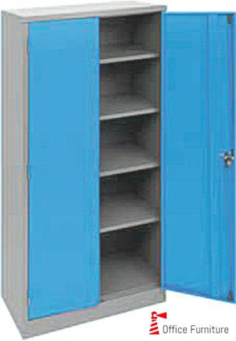 1800 Stationery Cupboard Toolbox Blue