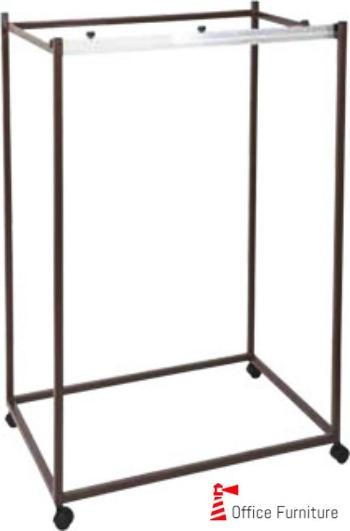 Steel Vertical Mobile Plan Stand